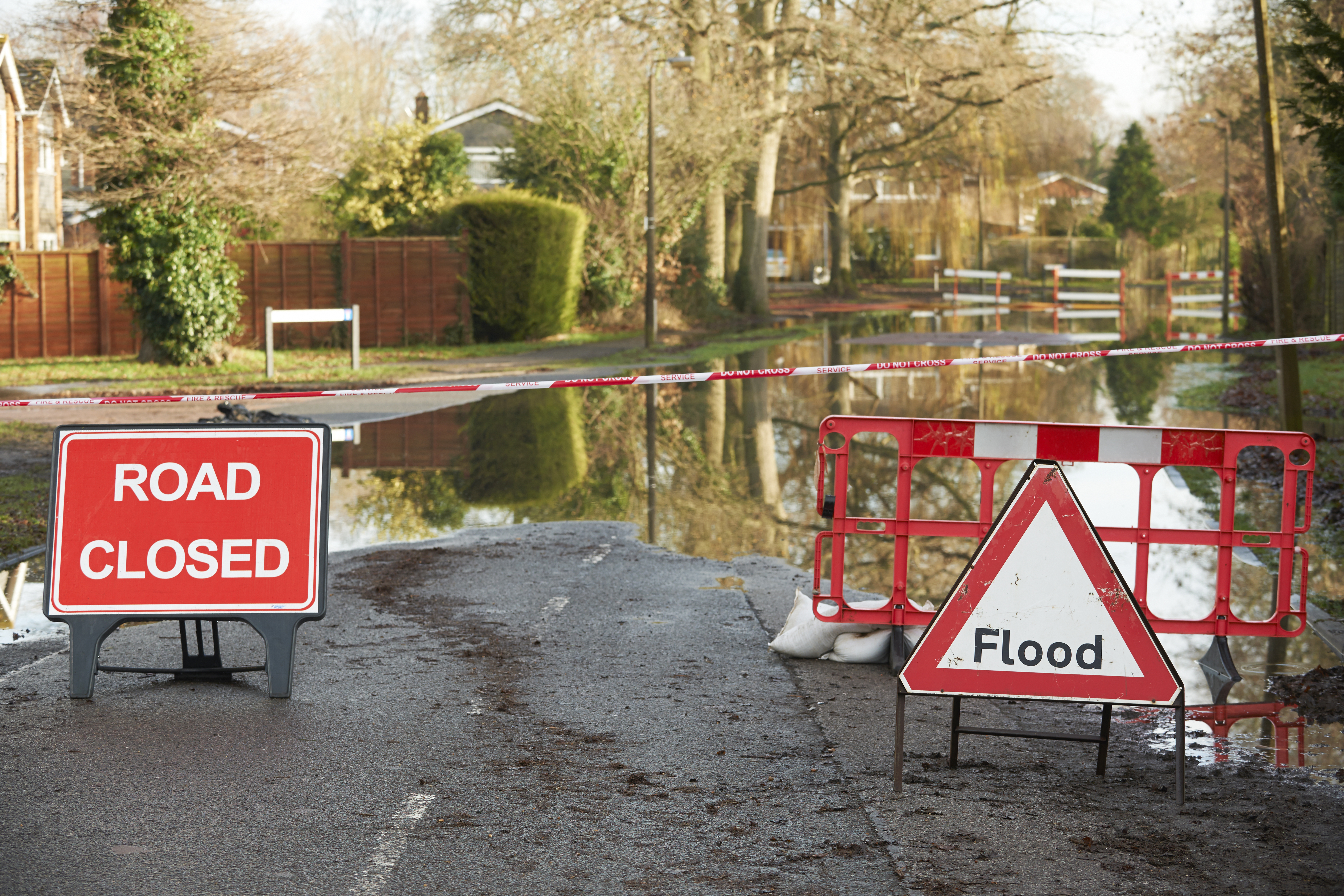 New Flood Product Testing Specification